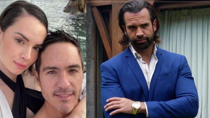¿Sí hubo infidelidad? Maurico Ochmann le habría 'robado' la novia a este actor de Televisa