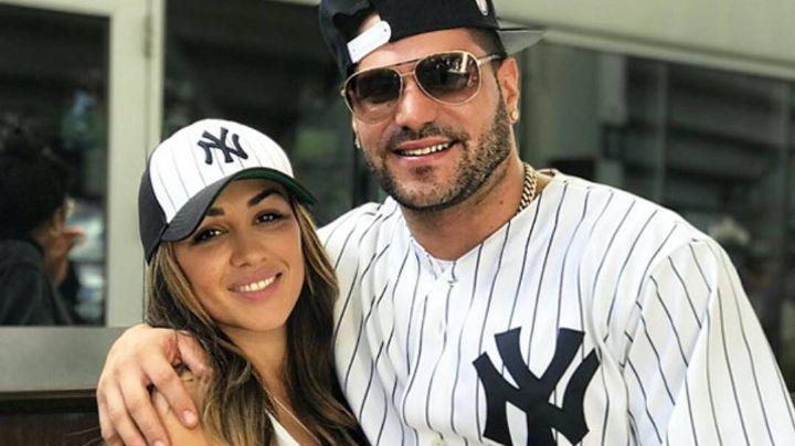 Arrestan a exnovia de estrella de 'Jersey Shore' por amenazar a su nueva pareja con un arma