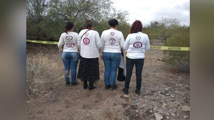 A pesar de amenazas, Madres Buscadoras siguen con sus labores en Guaymas