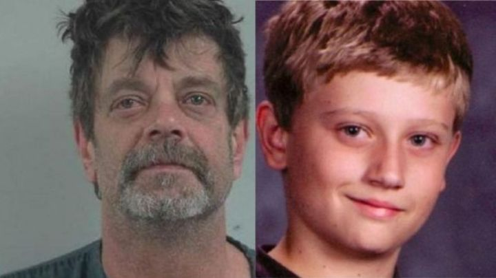 """Dylan Redwine: Mark asesinó a su hijo de 13 años porque vio unas """"fotos vergonzosas"""" de él"""
