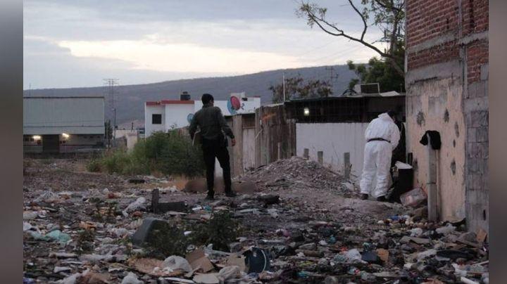Culiacán: En un terreno baldío, localizan el cadáver de una mujer; sería femicidio