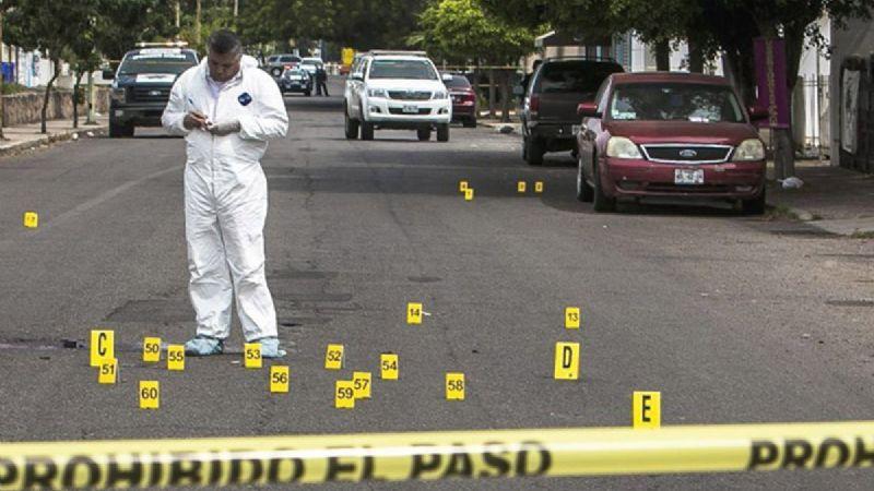 México, sumido en la violencia; 14 estados registran incremento en homicidios