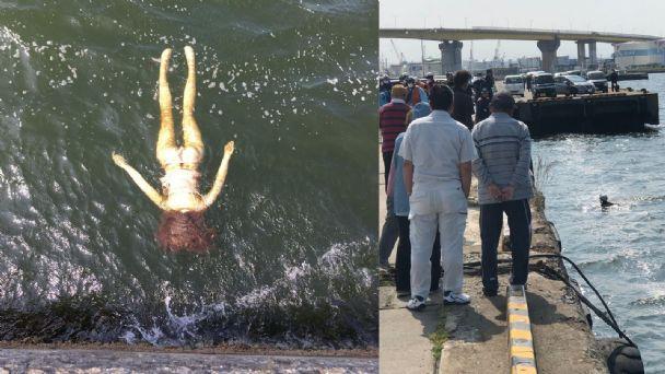 Falsa alarma: Acuden al rescate de una mujer ahogándose y resulta ser una muñeca inflable   TRIBUNA