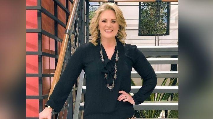 Érika Buenfil deleita a todo Televisa con su belleza en divino 'outfit'