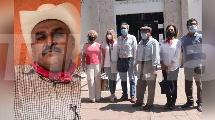 Movimiento Ciudadano por el Agua pide cancelar la consulta del acueducto tras muerte de Tomás Rojo