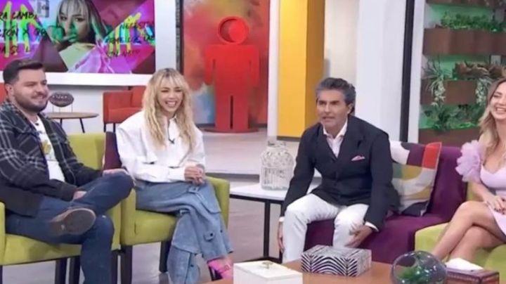 Televisa de fiesta: Conductores de 'Hoy' celebran a Danna Paola y revelan esto