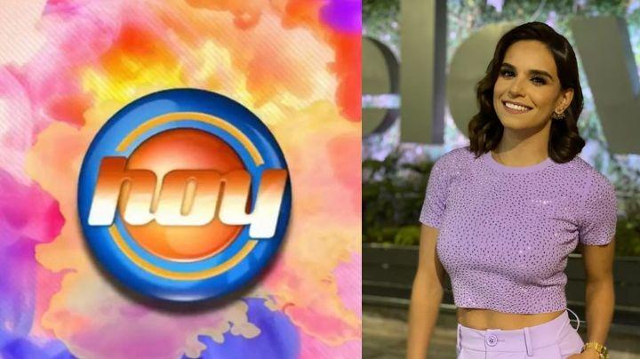 """¿Adiós Televisa? Tania Rincón dejaría 'Hoy' por """"maltrato"""" de Galilea Montijo y Andrea Legarreta"""