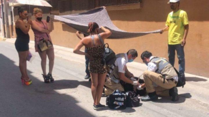 Hombre se lanza al vacío para suicidarse; saltó desde la azotea de un hotel