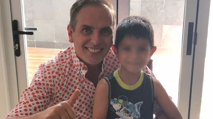 """Ex de Xavier Ortiz revela en TV Azteca que teme por la vida de su hijo: """"No quería seguir vivo"""""""
