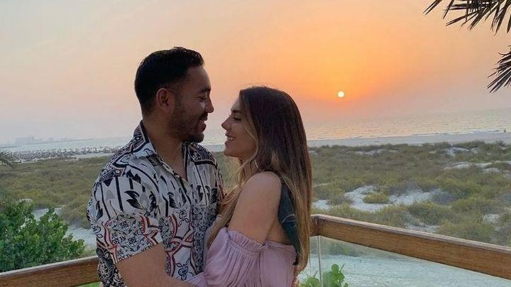 Boda en el futbol mexicano: Marco Fabián le propone matrimonio a su novia ¡en Dubái!