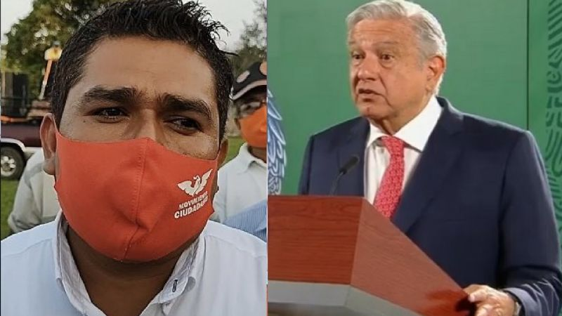 AMLO: Candidato de MC habría sido asesinado por orden de su propio jefe de campaña en Veracruz