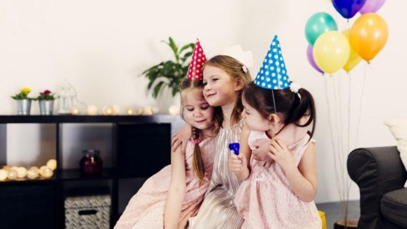 Las fiestas de cumpleaños infantiles son una actividad de alto riesgo durante el Covid-19