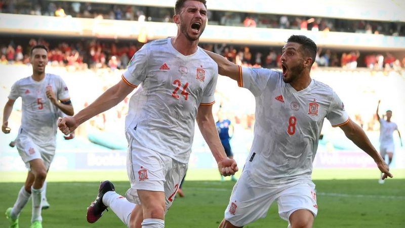 ¡Con Furia! España golea a Eslovaquia y se califica a siguiente ronda de la Eurocopa