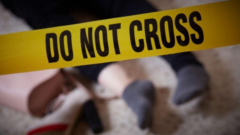 Adolescente toma a su hermanito y escapa de casa mientras sus papás se matan a tiros