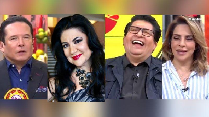 """""""Lo inventó"""": En 'Sale el Sol' devoran a Alejandra Ávalos por decir que Luis Miguel fue su enamorado"""