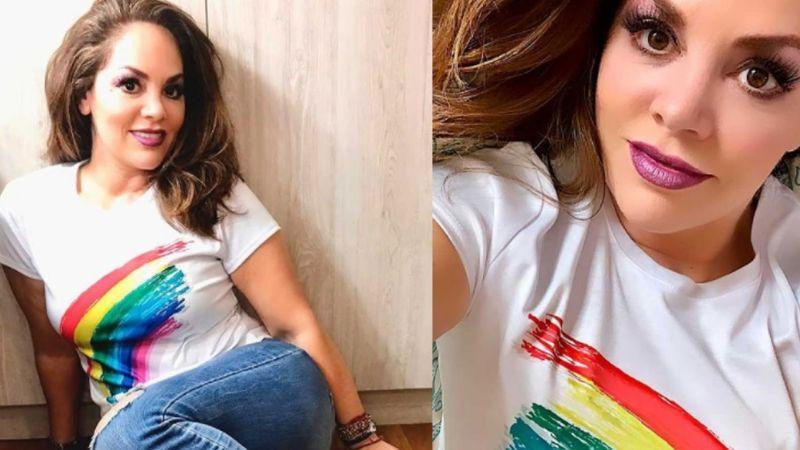 Mes del Orgullo: Tatiana 'La Reina de los Niños' se declara a favor de la comunidad LGBT