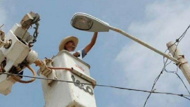 Fallas en alumbrado público, uno de los grandes problemas de Navojoa; EMCO no responde