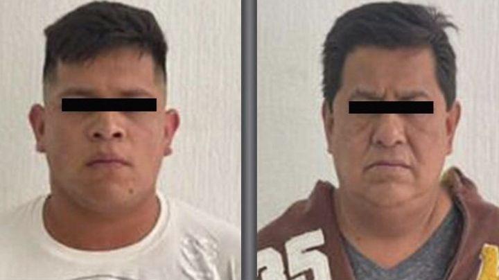Detienen a padre e hijo qué asesinaron a un hombre en el Estado de México
