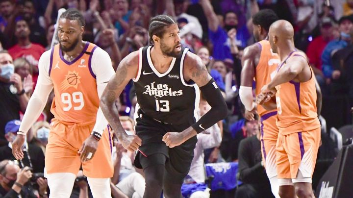 Los Clippers regresan a casa y les vuelve la vida en la Final de Conferencia
