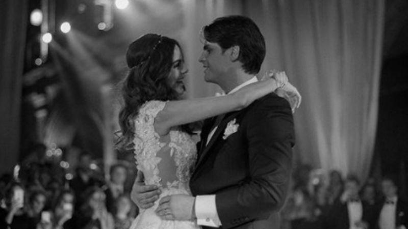 """""""Te hemos soñado"""": Tras perder bebé, Ximena Navarrete y su esposo anuncian esperado embarazo"""
