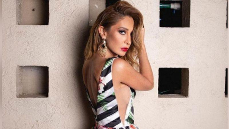 """Tras confirmar noviazgo, Geraldine Bazán se luce de esta forma y enloquece a Instagram: """"Qué bella"""""""