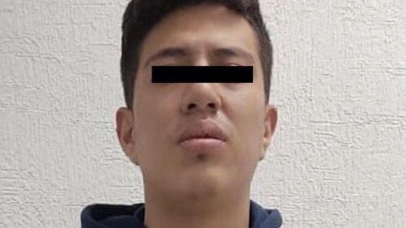 Detienen a presunto miembro de La Familia Michoacana dedicado a extorsionar en el Edomex