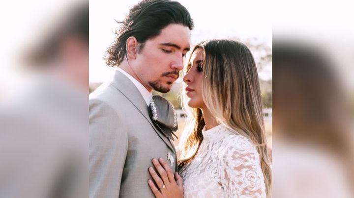Alex Fernández celebra ceremonia espiritual junto a su esposa ¡y 'El Potrillo' no aparece!