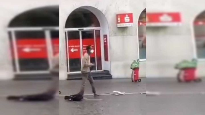 En plena vía pública, un hombre ataca a varios con un cuchillo en Alemania; hay tres muertos