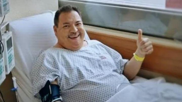 Tras cirugía estética, revelan la primera FOTO de Julio Preciado con 14 kilos menos