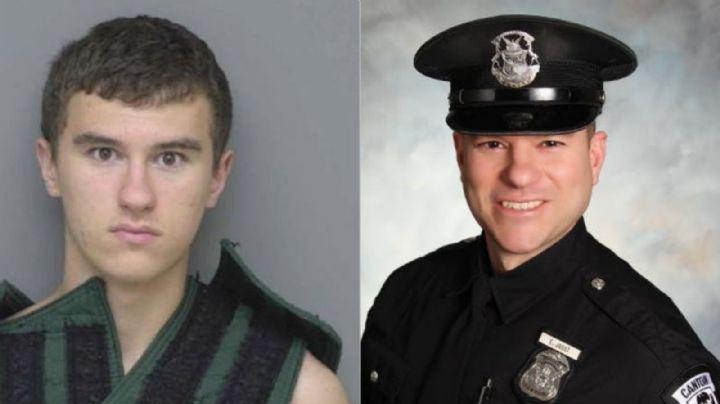 Era un agente de la Policía: Joven asesina de un tiro en la cabeza a su propio padre
