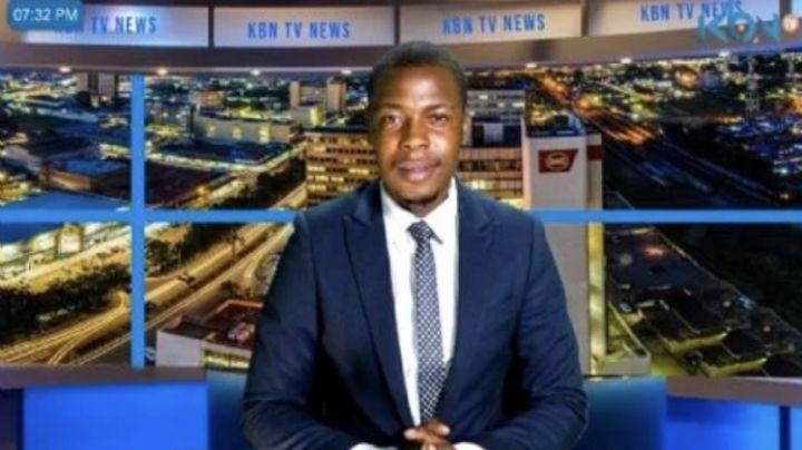 VIDEO: Periodista exige el pago de su sueldo en vivo mientras daba las noticias
