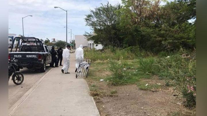 Abominable feminicidio: Encuentran el cuerpo de una mujer calcinada al interior de un bote de basura
