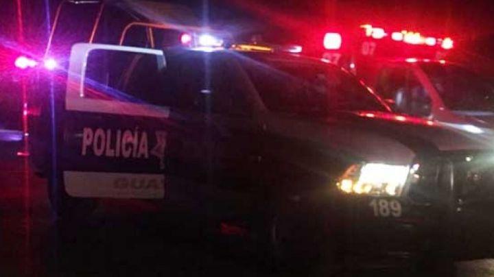 Acribillan a un hombre en el poblado de Ortiz en Guaymas; 40 casquillos quedaron junto al cuerpo