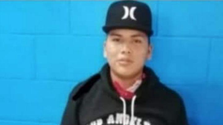 Sonora: Desaparece el joven Braulio Andrés Buitimea en Loma de Bácum; salió de casa y no volvió