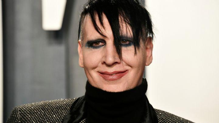 Marilyn Manson se entrega a la Policía de Los Ángeles por escupirle a un camarógrafo