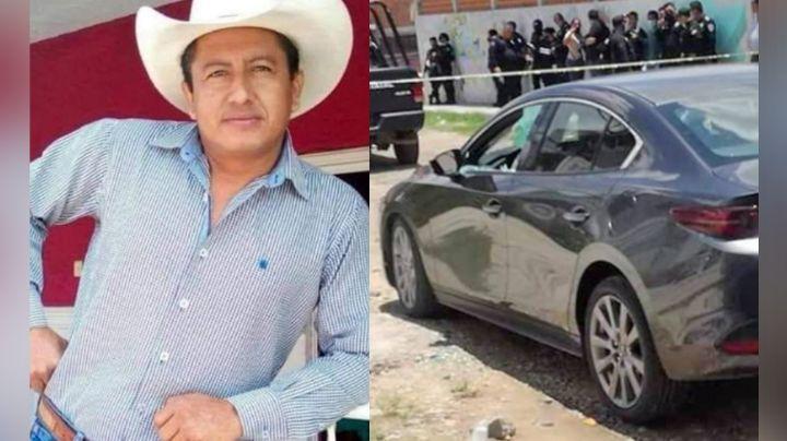 Candidato electo de Chiapas es ejecutado al interior de su vehículo; era de Morena