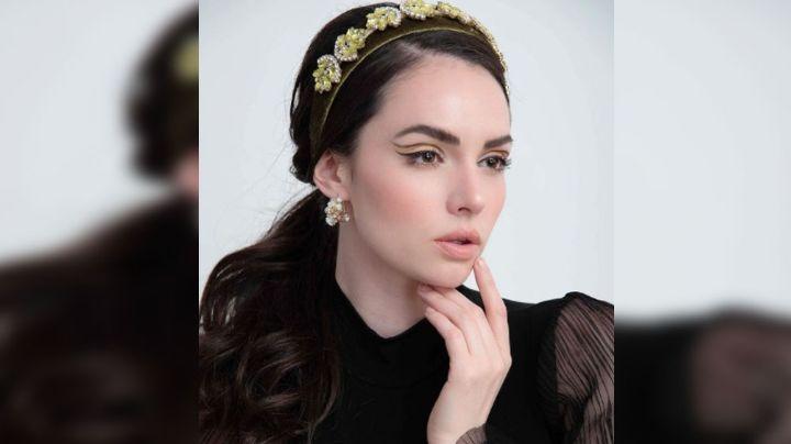Devastada: Paulina Burrola, novia de Mauricio Ochmann, expresa su dolor por la muerte de su padre