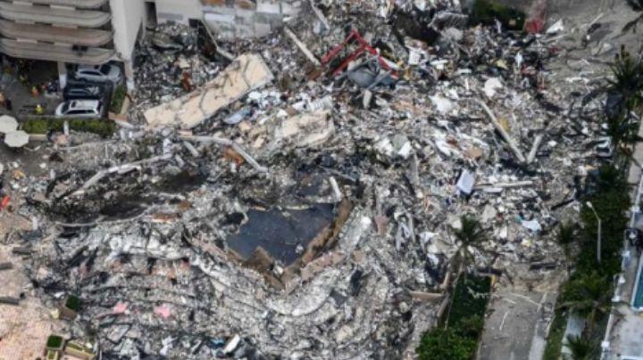 Identifican a 4 de los 5 muertos por el derrumbe del edificio en Miami-Dade