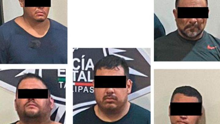 Detienen a 'La Vaca', líder del Cártel del Golfo y a presuntos involucrados en masacre de Reynosa