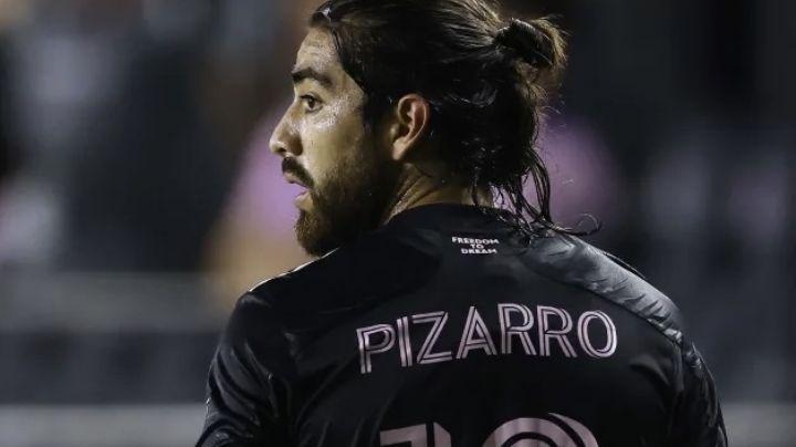 Continúan las bajas en el Tri: Rodolfo Pizarro es baja de la Selección Mexicana para Copa Oro