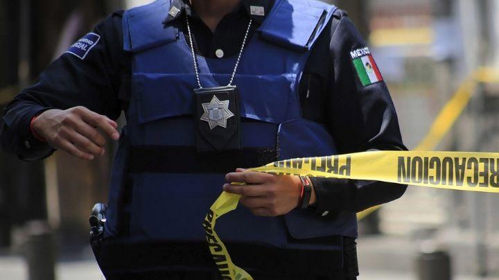 Joven de 17 años muere tras caer del cuarto piso en un edificio de la CDMX