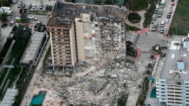 Desarrolladores del condominio que se vino abajo en Miami fueron acusado de dar sobornos