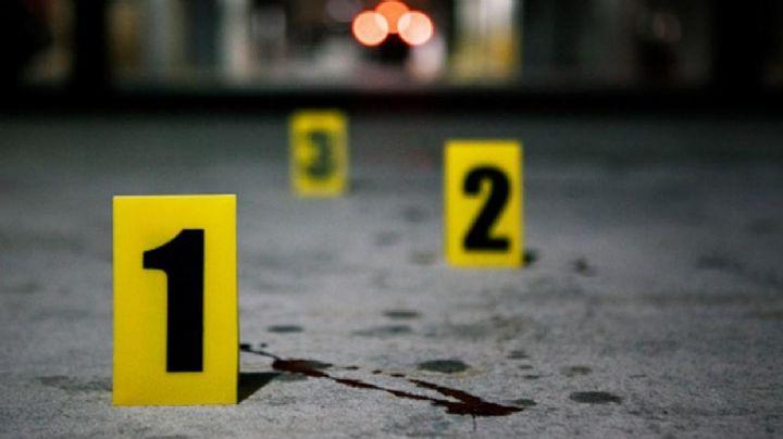 A sangre fría: Ejecutan a balazos a un hombre frente a su esposa en Morelos