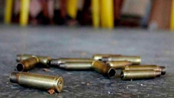 Balacera en calles de Chiapas deja una persona sin vida y una lesionada