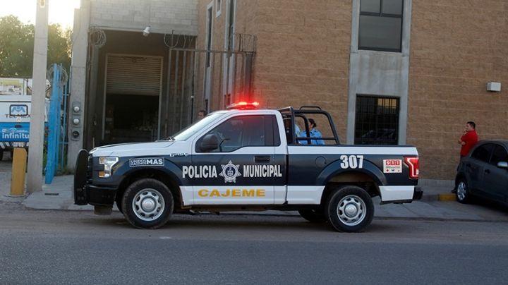 ¡De no creerse! Tras atraco, desnudan y propinan brutal golpiza a hombre en Ciudad Obregón