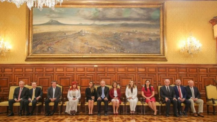 Tras reunión con AMLO en Palacio Nacional, gobernador electo de Morena da positivo a Covid-19