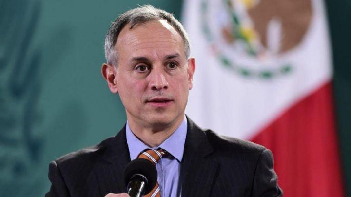 """López Gatell arremete contra padres de niños con cáncer: """"Es una campaña para un Golpe de Estado"""""""