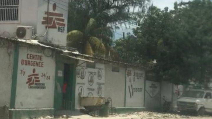 Hospital de urgencias en Haití decreta su cierre tras ser blanco de un fuerte ataque armado