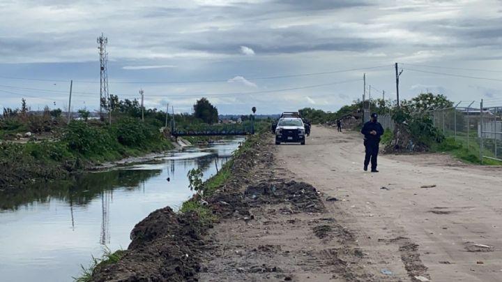 Macabro hallazgo: Cuerpo aparece al flotar en canal de Jalisco; es un hombre