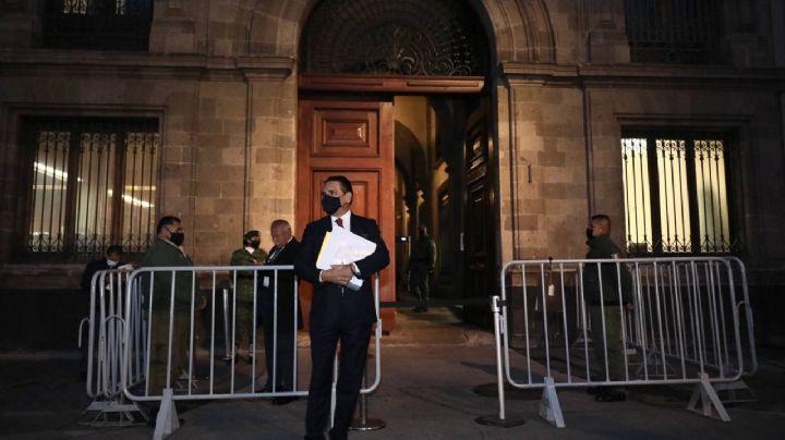 Morena es un 'narcopartido': Silvano Aureoles presentaría 'pruebas' a AMLO en Palacio Nacional